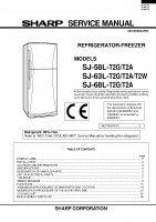 холодильник шарп sj 47l a2s инструкция